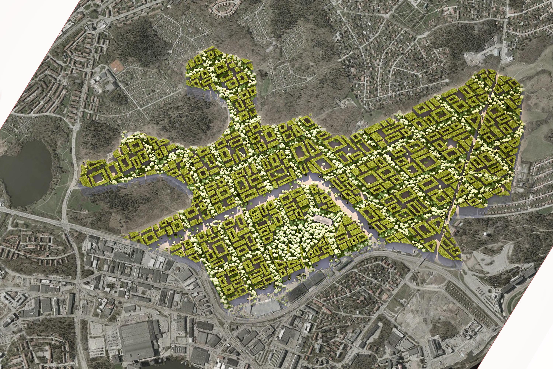 Stockholm vaxer med 100000 bostader